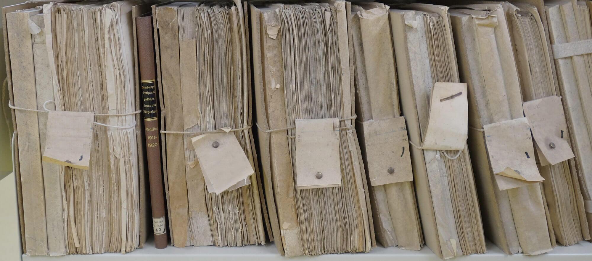 Archivierung von Dokumenten